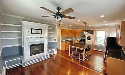 Living Room, 198 Highland St, 0