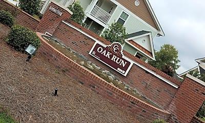 Oak Run, 1