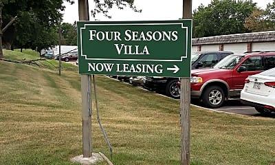 Four Seasons Villa, 1