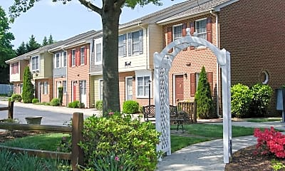 Building, Colony Wood Townhomes, 0
