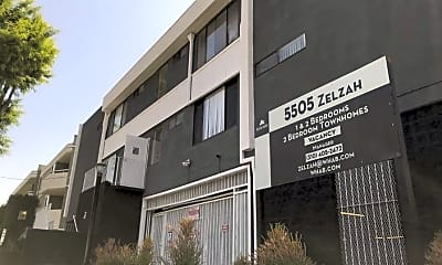 5505 Zelzah Avenue Apartments, 2