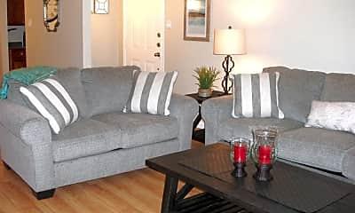Living Room, 8250 E Arabian Trail 208, 1
