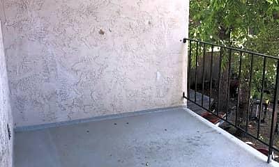 Patio / Deck, 2172 Blake St, 2
