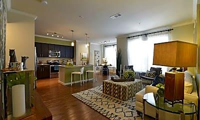 Living Room, Fairfield Ranch, 1