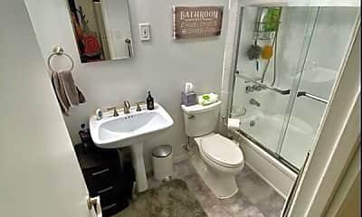 Bathroom, 48 Gold Ave 2, 2
