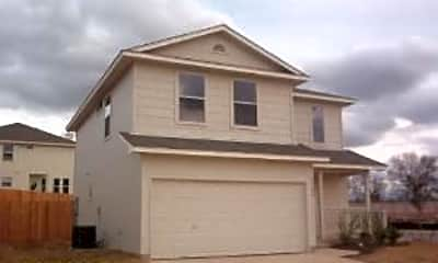 Building, 14106 Purple Martin, 1