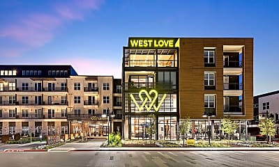 Community Signage, Jefferson West Love, 2