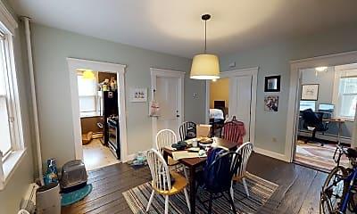 Dining Room, 92 Vernon St, 1