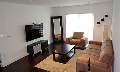 Living Room, 1519 Drexel Ave 404, 0