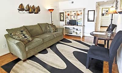 Living Room, Linkhorn Place, 1