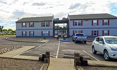 Building, Eaton Village, 0