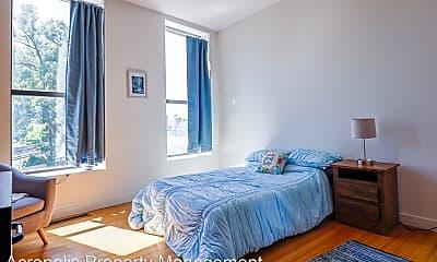 Bedroom, 201 S West St, 1