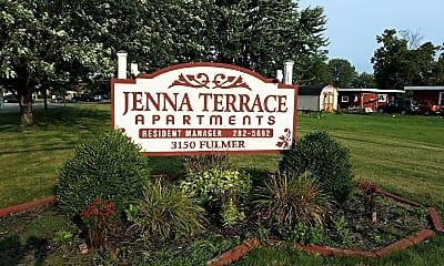 Jenna Terrace Apartments, 1