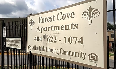 Forest Cove Apartments1, 1