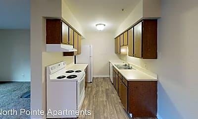 Kitchen, 3021 N Pointe Dr, 1