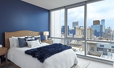 Bedroom, 800 S Michigan Ave, 1