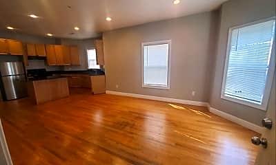 Living Room, 16 Barrett St 1, 1