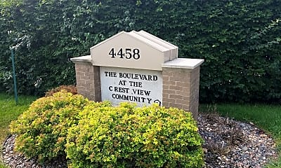 The Boulevard Apartments, 1