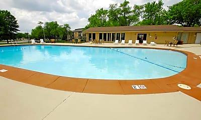Pool, Meadowood, 1