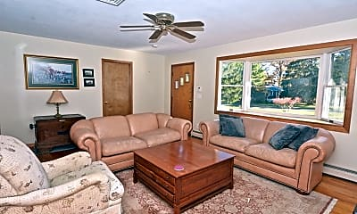 Living Room, 154 Old Croton Rd, 1