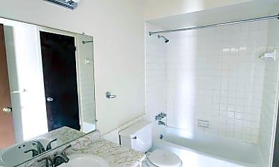 Bathroom, Saint Johns Apartments, 2