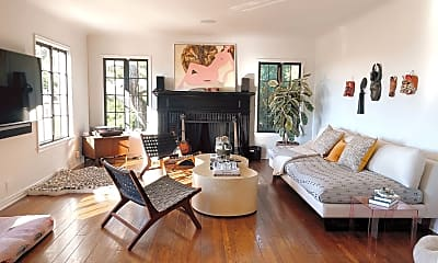 Living Room, 4211 Cromwell Ave, 0