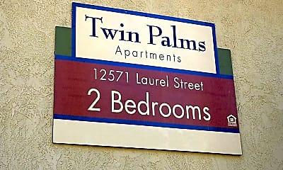 Twin Palms - Lakeside, 2