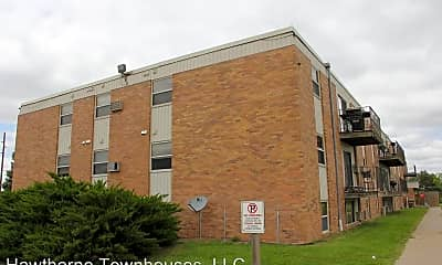 Building, 105 E 14th St, 2