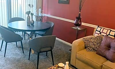Living Room, 6731 New Hampshire Ave, 2