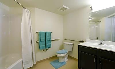 Bathroom, Morton Estates, 2