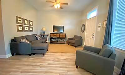 Living Room, 699 Dunbar Ave 201, 1