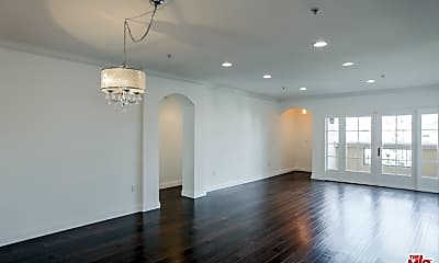 Living Room, 1845 Federal Ave PH401, 1