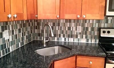 Kitchen, 415 N 41st Street - Unit B, 0