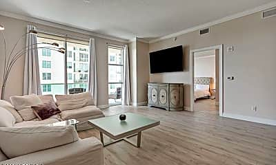 Living Room, 1431 Riverplace Blvd 2203, 0