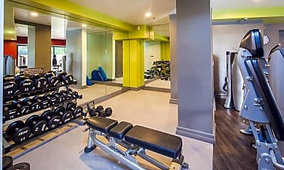Fitness Weight Room, 200 Harbor Dr 3602, 2