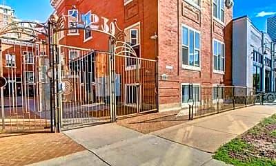 Building, 2230 California St, 2