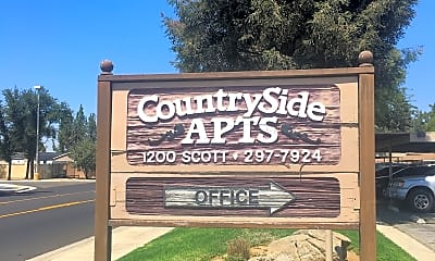 Country Side Apartments, 1