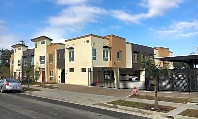 Building, 21721 Moneta Ave, 0