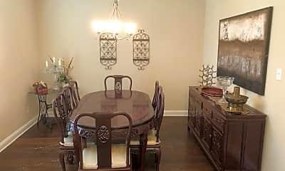 Dining Room, 1103 Stampede Dr, 1