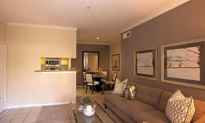 Living Room, 1640 E T C Jester Blvd, 1