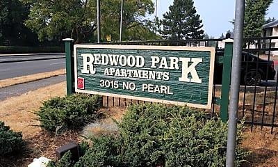 Redwood Park, 1