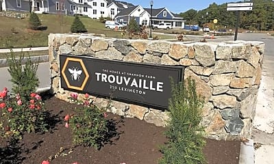 Community Signage, Trouvaille: The Homes at Shannon Farm, 0