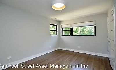 Bedroom, 4516 N Seeley Ave - 102, 2