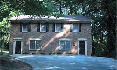 Building, 261 Scarlet Way, 0