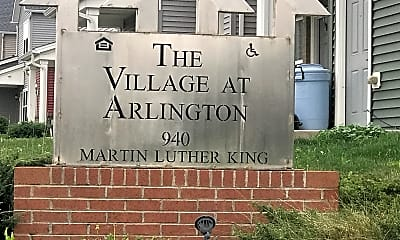 Village of Arlington Apartments, 1