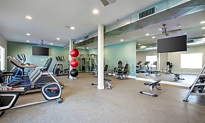 Fitness Weight Room, The Reserve at Carlsbad, 0