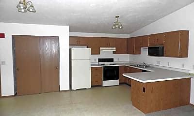 Kitchen, Menasha Estates, 0