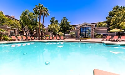 Pool, The Clubs at Rhodes Ranch, 2