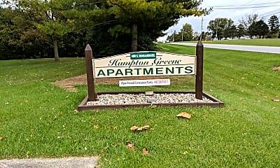 Hampton Greene Apartments, 1