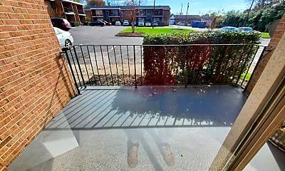 Patio / Deck, 1701 Carlisle Ave, 2